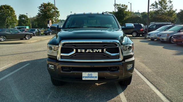 New 2018 Ram 2500 Longhorn Crew Cab In Newport News